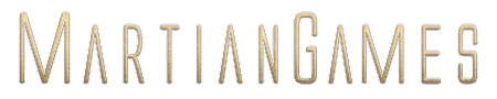 Martian Games logo